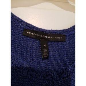 White House Black Market Tops - White House Black Market Knit Tunic